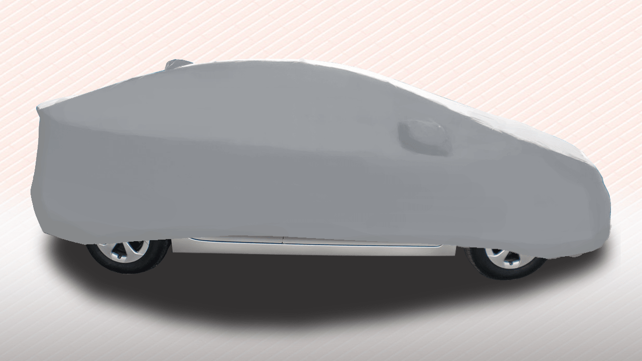 TOYOTA PRIUS 3rd body cover (2009-2015) – Standard – waza